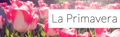 La Primavera banner